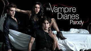 getlinkyoutube.com-The Vampire Diaries Parody by The Hillywood Show®