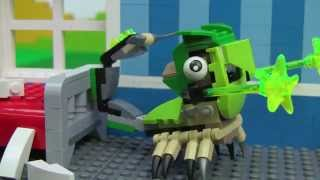 Scorpi and Torts Mix - LEGO Mixels