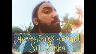 Travel with Thabit - Adventures around Sri Lanka