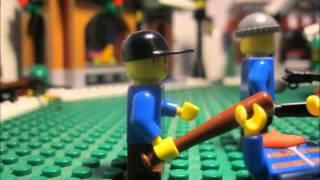 Lego Apocalypse Stop Motion ( Full Version )