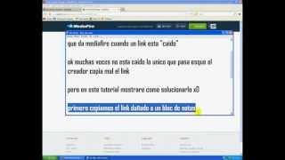 getlinkyoutube.com-Como Reparar Invalid or Deleted File. en Mediafire