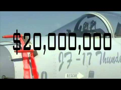 CHEAP FIGHTER JET JF 17 Thunder fighter at bargain price YouTube   YouTube