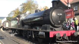 getlinkyoutube.com-Points problems between Network Rail and NYMR!