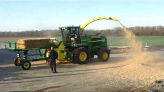 getlinkyoutube.com-strohakselen (Straw Chopper)