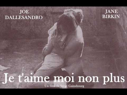 Jane Birkin & Serge Gainsbourg - Je t'aime moi non plus