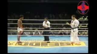 getlinkyoutube.com-كيوكشن ضد كيك بوكسنغ ملاكمه