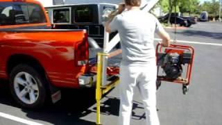 getlinkyoutube.com-Spitzlift Receiver Crane loading