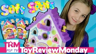 getlinkyoutube.com-SOFT SPOTS Kennel Hotel and BLIND BAGS Puppies Dogs | Toy Review Monday by PLP TV