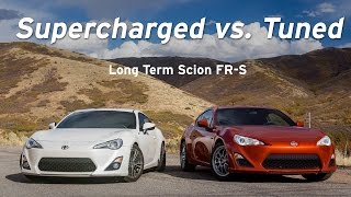 Supercharged vs Tuned - Long Term FRS (GT86) #5 - Everyday Driver