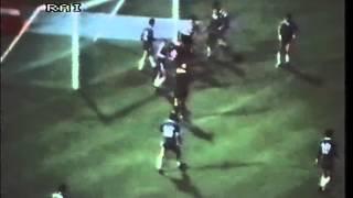 Sporting - 1 Dinamo Tirana - 0 de 1985/1986 Uefa