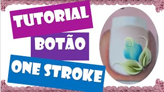 getlinkyoutube.com-Tutorial botão de rosa em one stroke