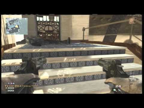 Modern Warfare 3 Glitch Oasis Secret Room