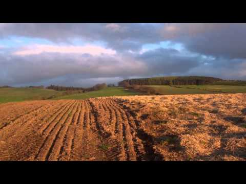 Scottish Dusk Scone Perthshire Scotland April 8th