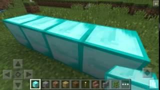 getlinkyoutube.com-WOW!!!!Diamond Portal in minecraft PE