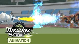 getlinkyoutube.com-[New Animation] 바이클론즈1기 제13화 [Biklonz S.01 EP.13]
