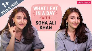 Soha Ali Khan - What I Eat in a Day | Mommy Edition | Fashion | Bollywood width=