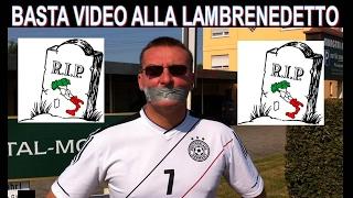 getlinkyoutube.com-BASTA SMETTO DI FAR VIDEO alla LAMBRENEDETTO  !!! ( Ho perso la mia battaglia )