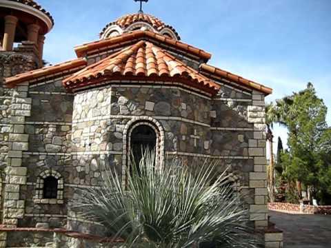 Ιερά Μονή Αγίου Αντωνίου - Αριζόνα - St Anthony Monastery MVI 1066