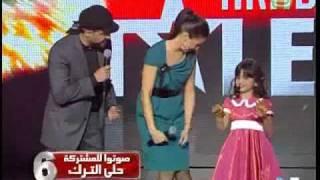 getlinkyoutube.com-Arabs Got Talent - Semi-final - Ep12 - حلى الترك