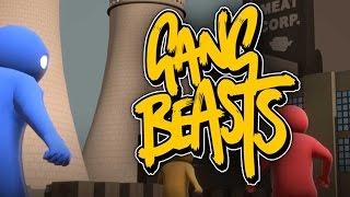 getlinkyoutube.com-Graba & Panda - Gang Beasts [Best Of]