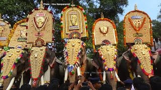 getlinkyoutube.com-Thechikottukavu Ramachandran at Cheeram Kulangara Pooram 2015