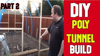getlinkyoutube.com-How To Build A Polytunnel Installation Part 2