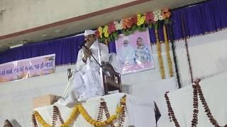 Rev. Dattatray Jagtap ji Sangli   marathi satsang vichar   Sant nirankari mission  