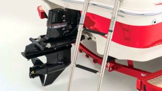 getlinkyoutube.com-TAHOE Boats: 2015 400 TF Sterndrive and 2016 450 TF Outboard Ski & Fish Boats