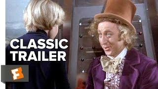 getlinkyoutube.com-Willy Wonka & The Chocolate Factory (1971) Official Trailer - Gene Wilder, Roald Dahl Movie HD
