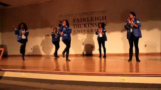 getlinkyoutube.com-Zeta Phi Beta 2011 Meet The Greeks - FDU
