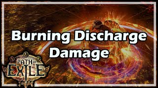 getlinkyoutube.com-[Path of Exile] Why Burning Discharge Does So Much Damage