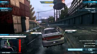getlinkyoutube.com-NFS Most Wanted 2012: Dodge Charger SRT8 Full Pro Mods | Most Wanted List #1 Koenigsegg Agera R