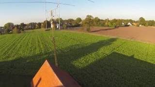 DK3EE Antennas Quadrocopter view