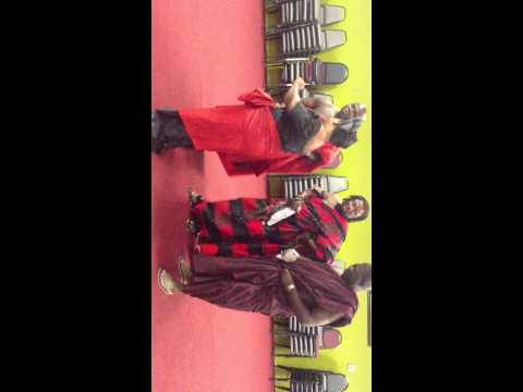 Nana kwaku Bonsam in us Columbus Ohio dancing high life