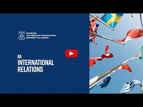 International Relations BA (Hons)