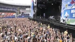 getlinkyoutube.com-Big Bang  Beautiful Hangover and Hands Up 100808 SUMMER SONIC 2010 TOKYO
