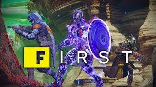 Destiny 2 - 5 Minutes of Sentinel Titan Gameplay