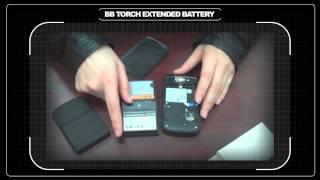 getlinkyoutube.com-AccessoryGeeks.com Reviews the Blackberry Torch Extended Battery