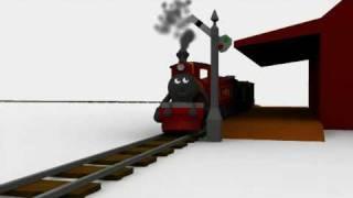getlinkyoutube.com-animated steam train test2