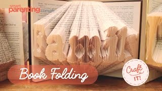 getlinkyoutube.com-Craft It! Book Folding