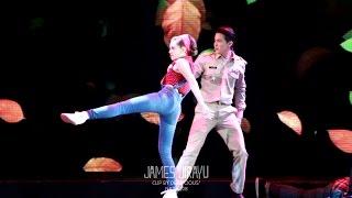 getlinkyoutube.com-[Fancam] 2015.06.13 เจมส์ จิรายุ & เบลล่า ราณี - 'ช่วงต่อสู้' @ MAGIC JAMES THE CONCERT (รอบบ่าย)