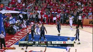 getlinkyoutube.com-Chris Paul 24pts-11ast vs Grizzlies Game3 (2012.05.05)