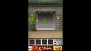 getlinkyoutube.com-100 Floors iPhone Game With Captions - all floors 1 to 30 walkthrough