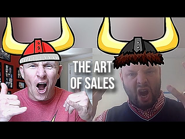 GQ  222: The Art Of Sales with The Sales Warlord, Mr. Gulliver Giles