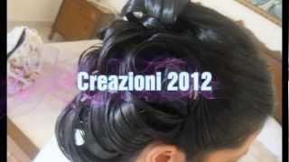 Acconciature Creazioni Spose 2012 Enza D'Audia