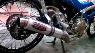 getlinkyoutube.com-raider 150 hi-speed version2 stage 2 open spec,Namban stage 2 ver. 2 PIPES!