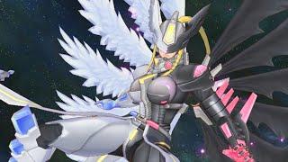 Mastemon!! Angewomon & LadyDevimon DNA Digivolution - Digimon Story Cyber Sleuth