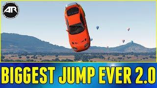 getlinkyoutube.com-Forza Horizon 2 : BIGGEST JUMP EVER 2.0!!!