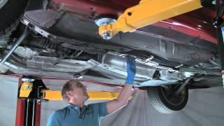getlinkyoutube.com-Part 1: Installing A Short Shift Kit On A BMW