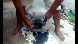 getlinkyoutube.com-Novamente desmontando o mecanismo da lavadora brastemp,sem usar o saca cesto